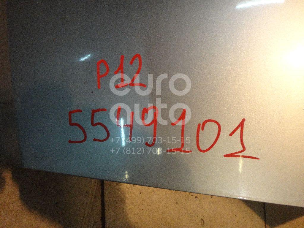 Крышка багажника для Nissan Primera P12E 2002> - Фото №1
