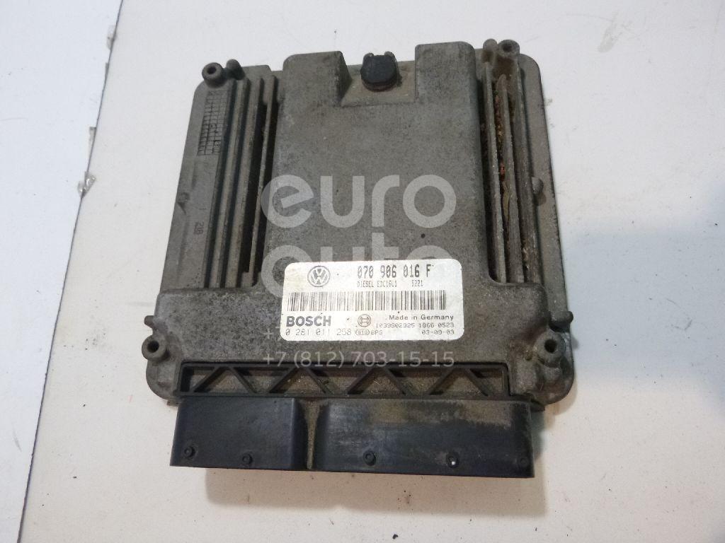 Блок управления двигателем для VW Touareg 2002-2010 - Фото №1