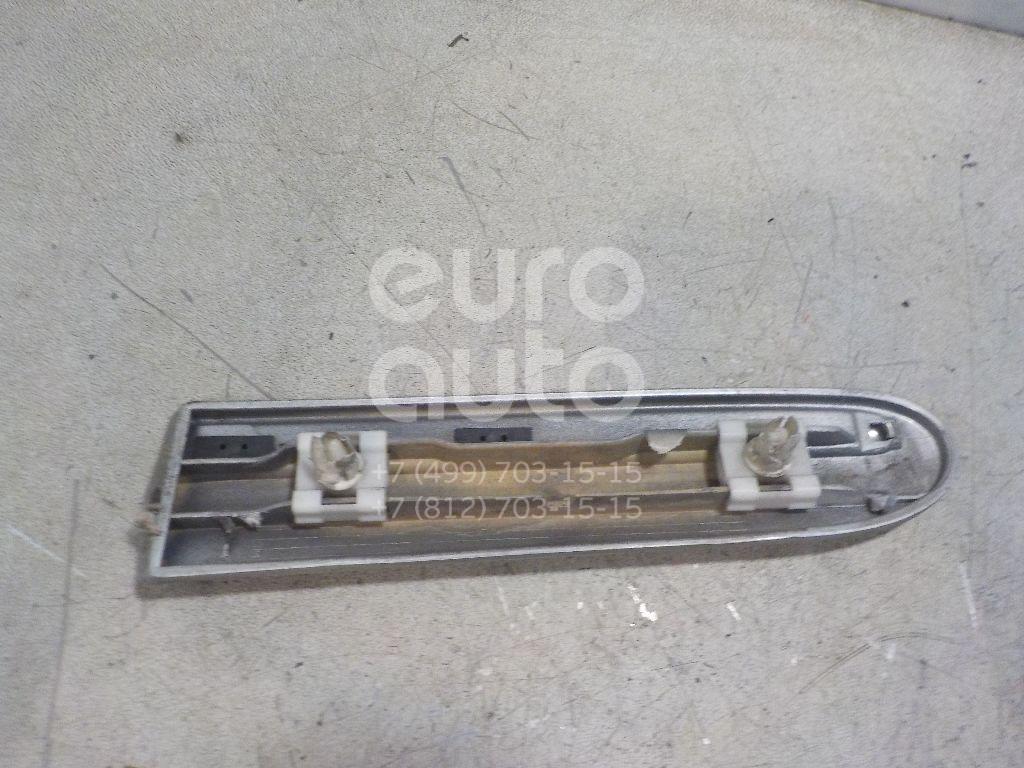 Молдинг переднего левого крыла для Mercedes Benz W203 2000-2006 - Фото №1