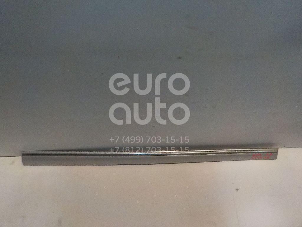 Молдинг передней правой двери для Mercedes Benz W203 2000-2006 - Фото №1