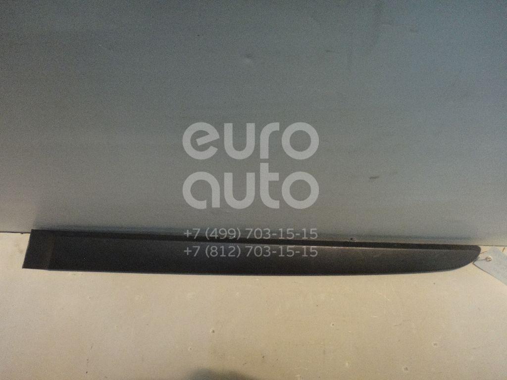 Молдинг задней левой двери для Renault Scenic 2003-2009 - Фото №1