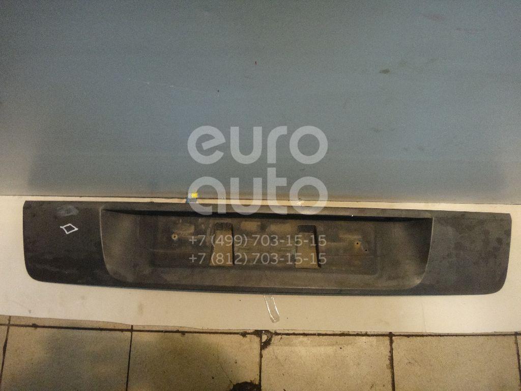 Накладка двери багажника для Renault Scenic II 2003-2009 - Фото №1
