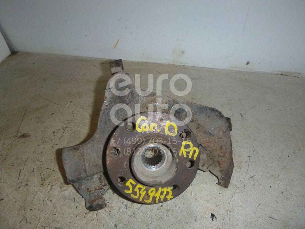 Кулак поворотный передний правый для Opel Corsa D 2006-2015 - Фото №1