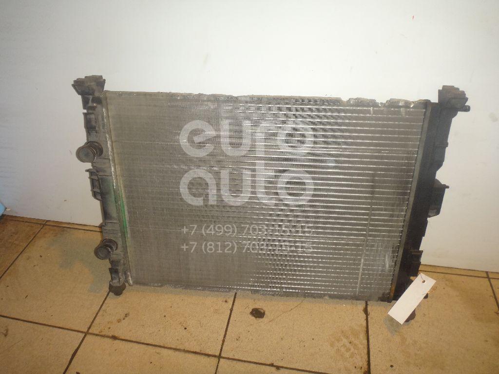 Радиатор основной для Renault Scenic 2003-2009;Megane II 2002-2009 - Фото №1