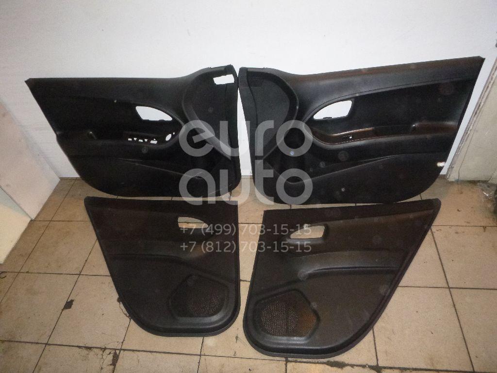 К-кт обшивки двери для Kia Picanto 2011> - Фото №1