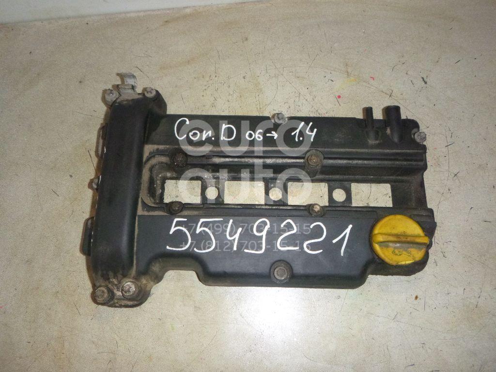 op06380085 клапанная крышка на опель фото