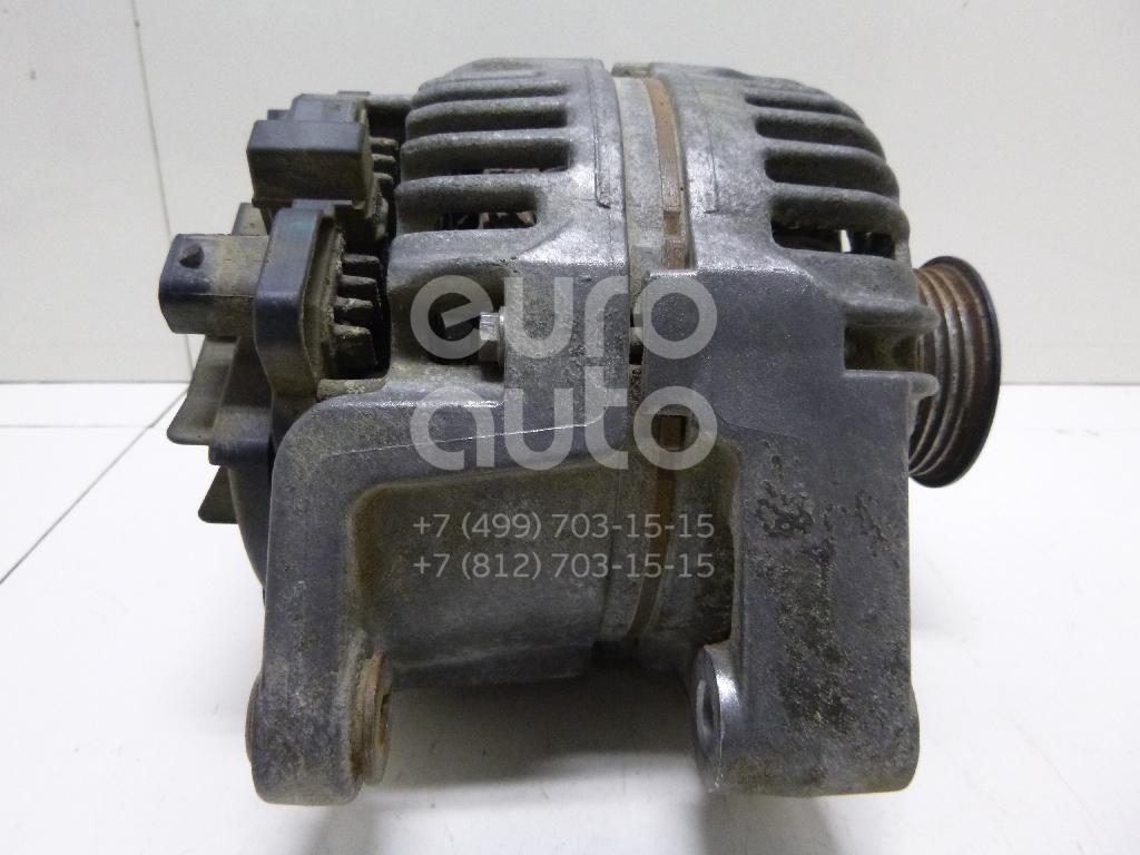Генератор для Opel Corsa D 2006-2015;Astra H / Family 2004-2015;Meriva 2003-2010;Tigra TwinTop 2004-2009;Corsa C 2000-2006 - Фото №1