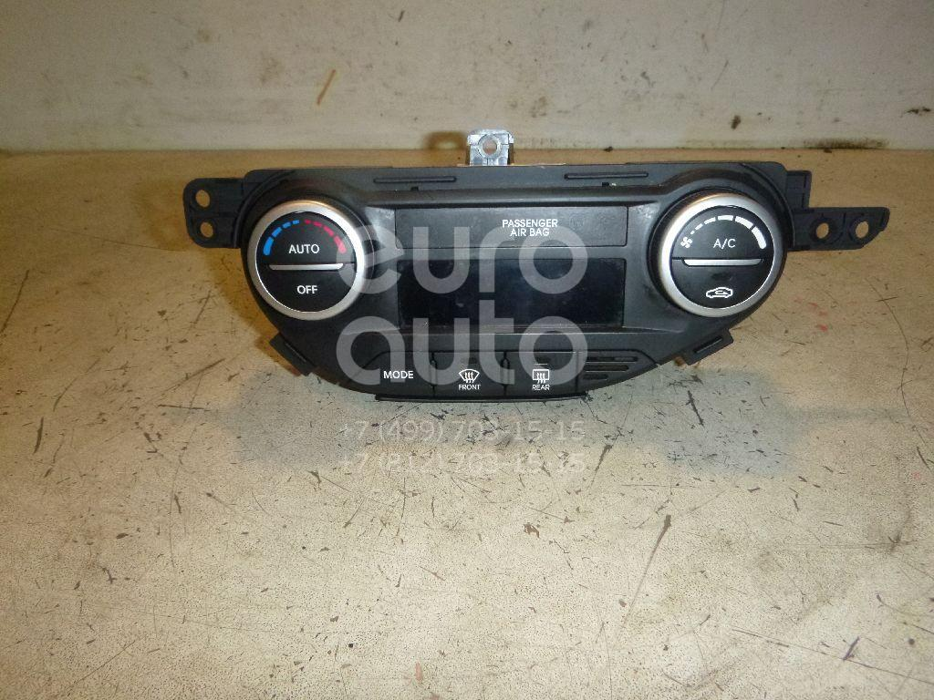 Блок управления климатической установкой для Kia Picanto 2011> - Фото №1