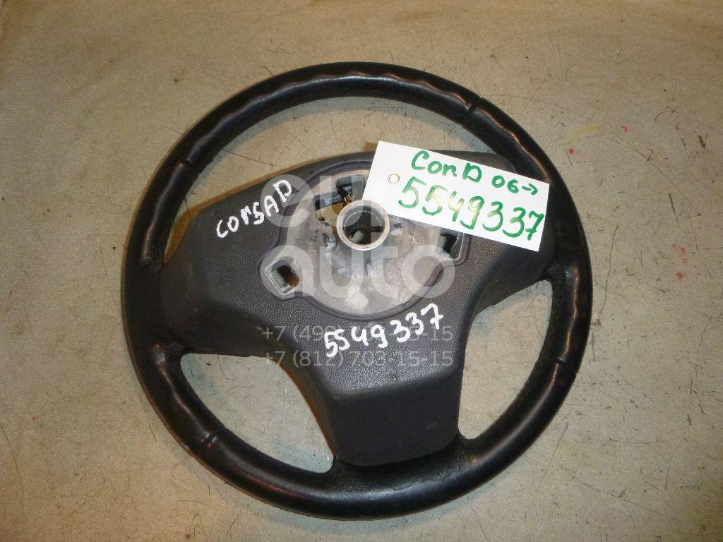 Рулевое колесо для AIR BAG (без AIR BAG) для Opel Corsa D 2006-2015 - Фото №1