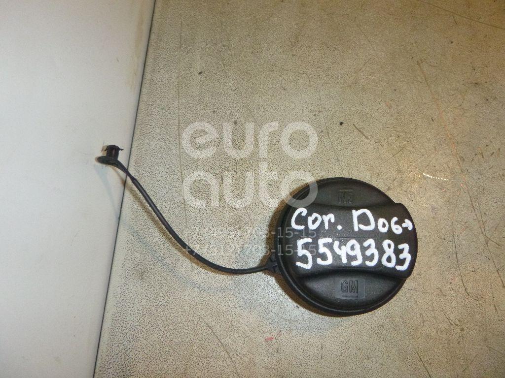 Крышка топливного бака для Opel Corsa D 2006-2015 - Фото №1
