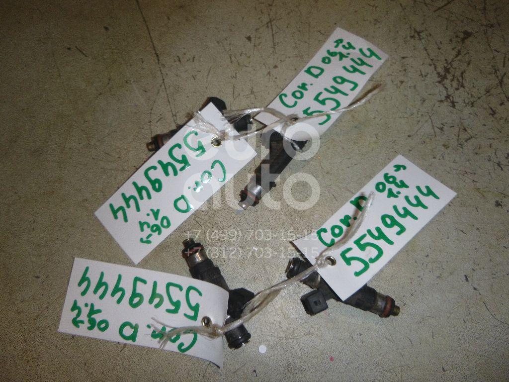 Форсунка инжекторная электрическая для Opel Corsa D 2006>;Astra G 1998-2005;Agila A 2000-2008;Astra H / Family 2004>;Meriva 2003-2010;Tigra TwinTop 2004>;Corsa C 2000-2006 - Фото №1