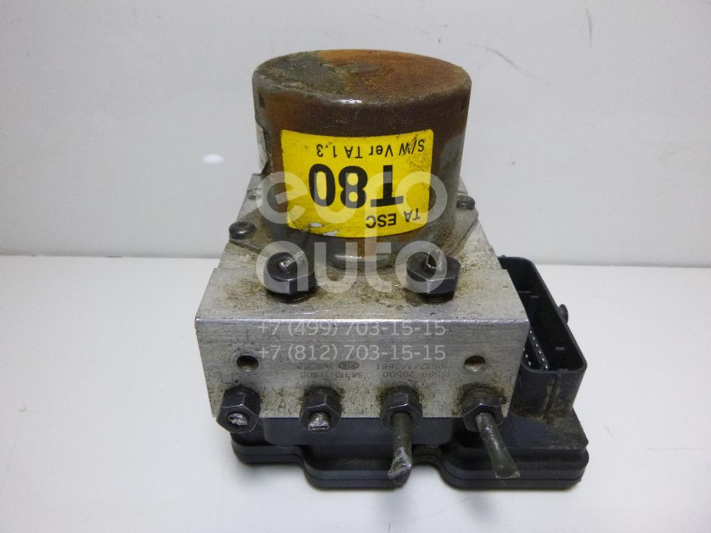 Блок ABS (насос) для Kia Picanto 2011> - Фото №1
