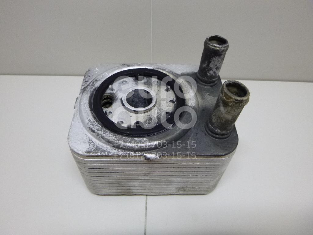 Радиатор масляный для Audi,Seat,Skoda A6 [C4] 1994-1997;100 [C4] 1991-1994;A3 (8L1) 1996-2003;A4 [B5] 1994-2001;A8 [4D] 1994-1998;Cordoba 1993-1996;Ibiza II 1993-1996;Toledo I 1991-1999;Toledo II 1999-2006;Felicia 1995-1998 - Фото №1