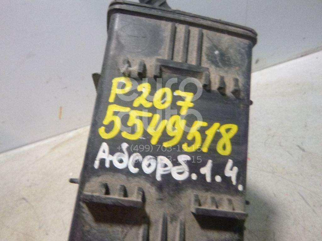 Абсорбер (фильтр угольный) для Peugeot 207 2006-2013 - Фото №1