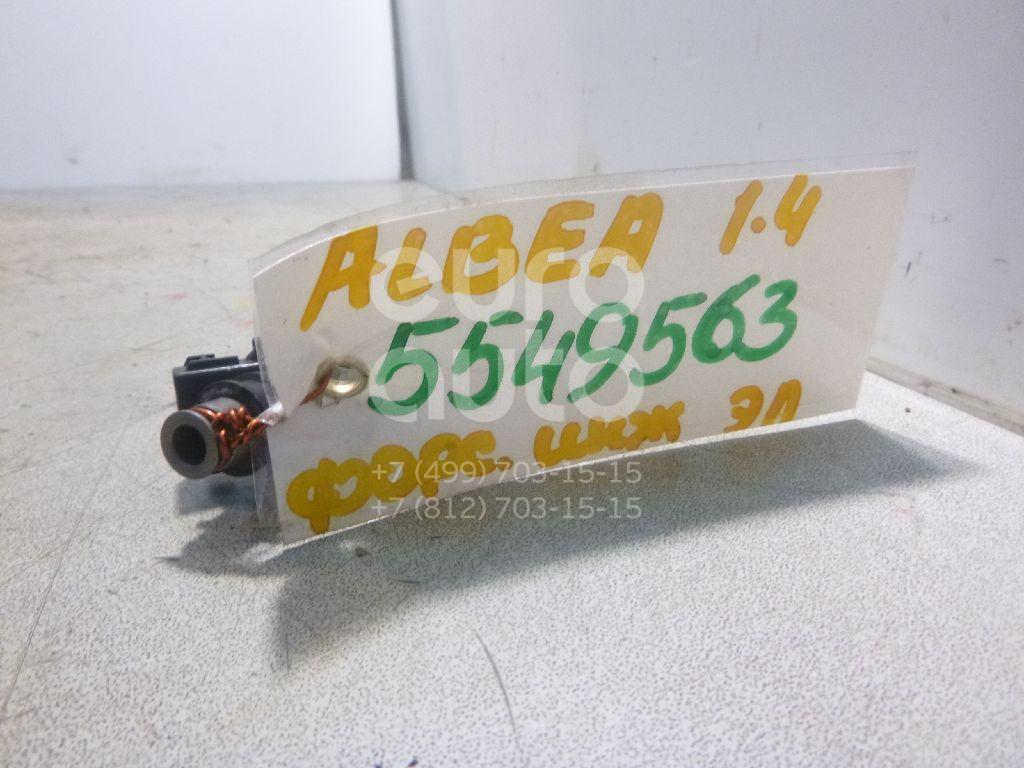 Форсунка инжекторная электрическая для Fiat Albea 2002-2012;Punto III/Grande Punto (199) 2005> - Фото №1