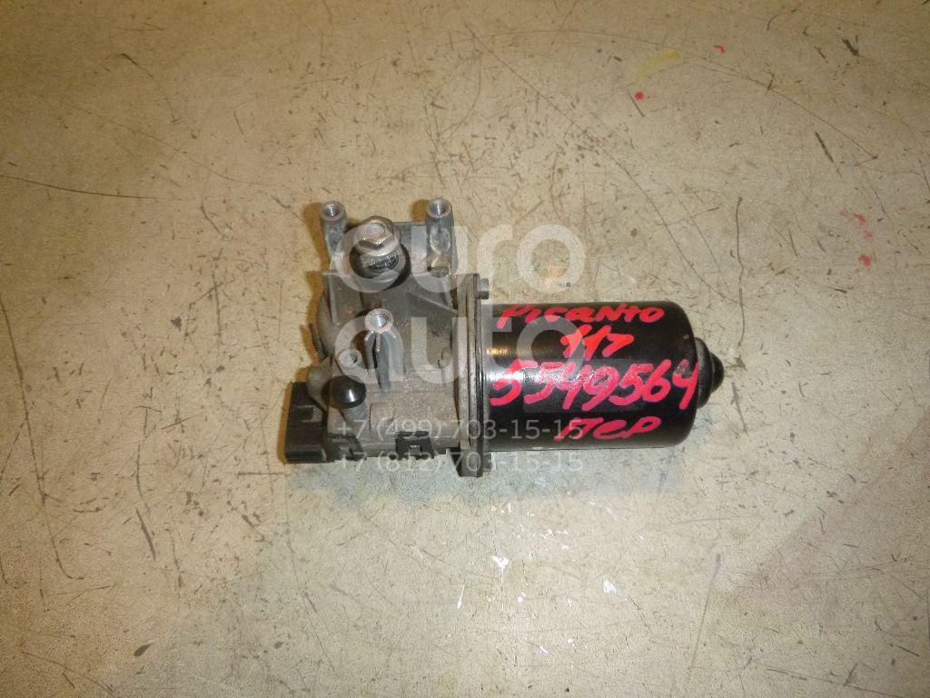 Моторчик стеклоочистителя передний для Kia Picanto 2011> - Фото №1