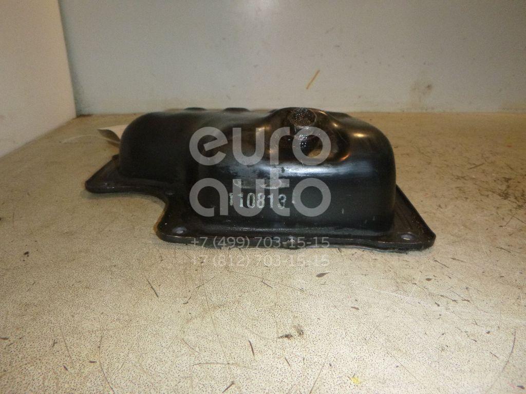 Поддон масляный двигателя для Kia,Hyundai Picanto 2011>;i20 2008-2014;Solaris/Accent IV 2010>;RIO 2011>;i10 2007-2013;i30 2012> - Фото №1