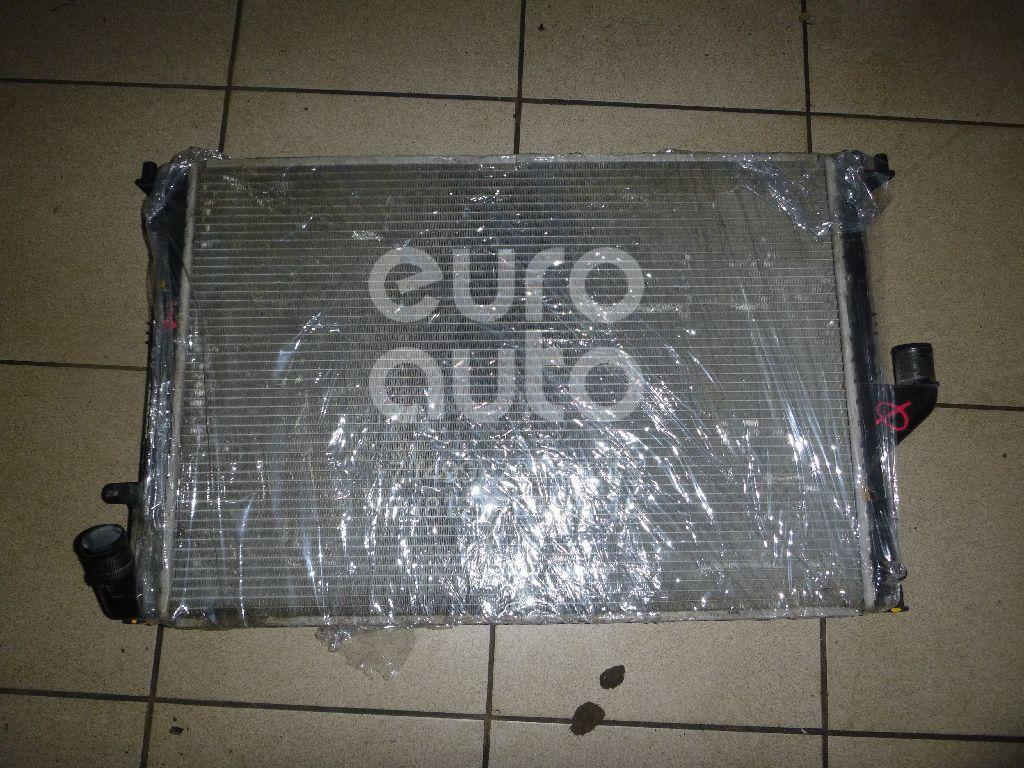 Радиатор основной для Renault,Nissan Logan 2005-2014;Sandero 2009-2014;Duster 2012>;Almera (G15) 2013> - Фото №1