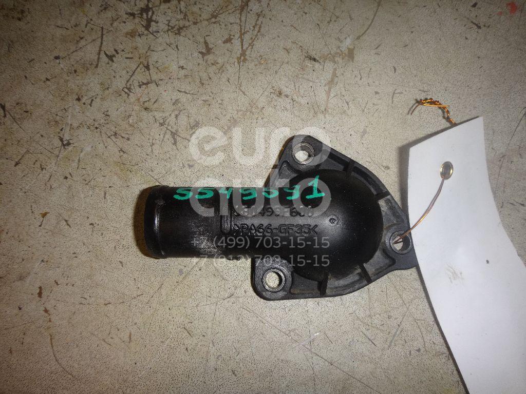 Крышка термостата для Nissan Primera P12E 2002>;Almera N15 1995-2000;Almera Tino 2000>;Almera N16 2000-2006 - Фото №1