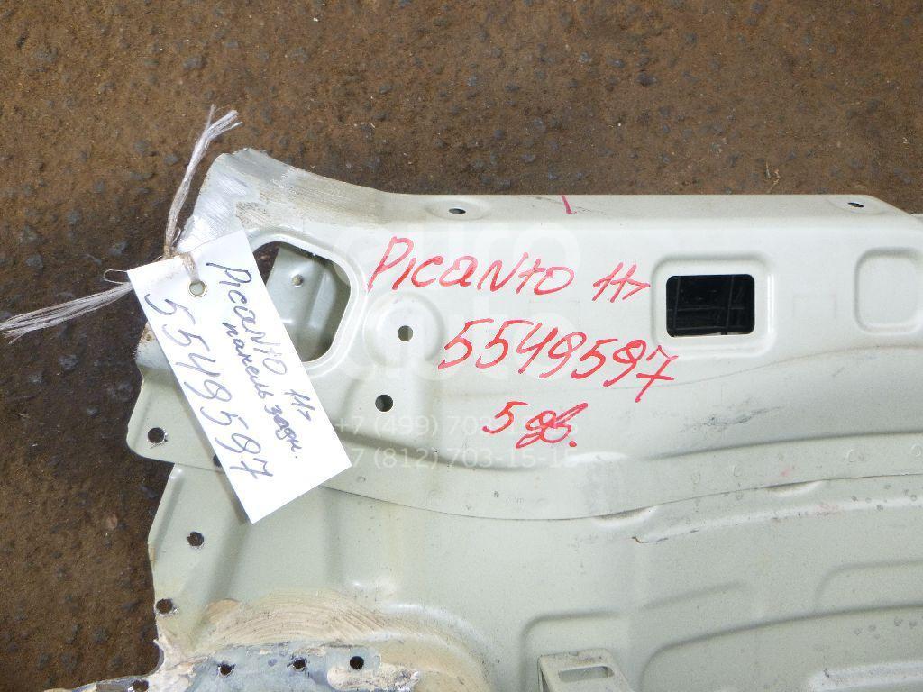 Панель задняя для Kia Picanto 2011> - Фото №1