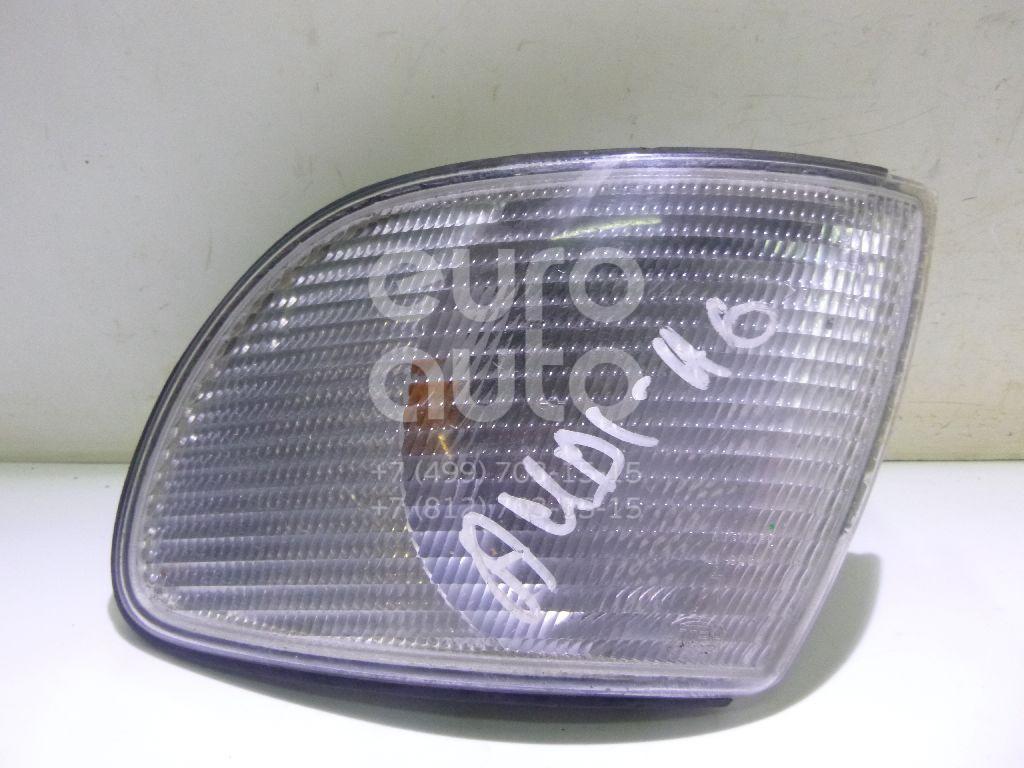 Указатель поворота левый белый для Audi A6 [C4] 1994-1997 - Фото №1