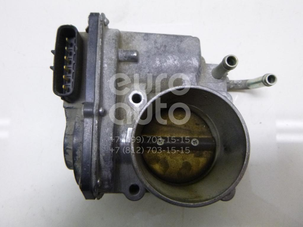 Заслонка дроссельная электрическая для Suzuki Grand Vitara 2006-2015 - Фото №1