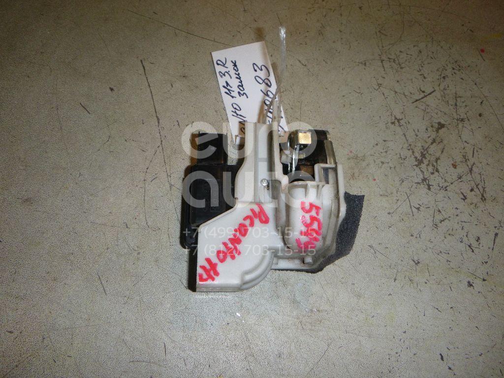 Замок двери задней правой для Kia Picanto 2011> - Фото №1