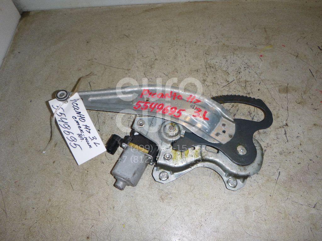 Стеклоподъемник электр. задний левый для Kia Picanto 2011> - Фото №1