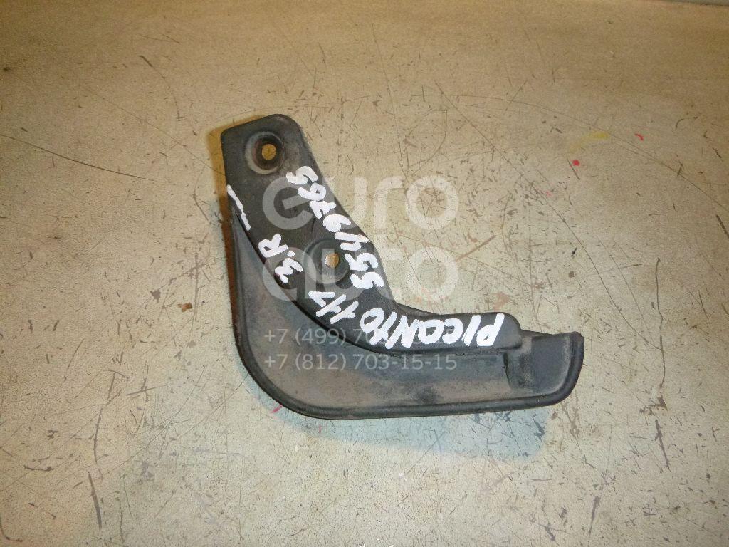 Брызговик задний правый для Kia Picanto 2011> - Фото №1