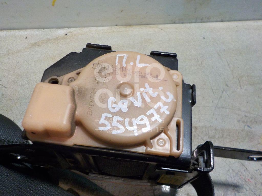Ремень безопасности с пиропатроном для Suzuki Grand Vitara 2006> - Фото №1