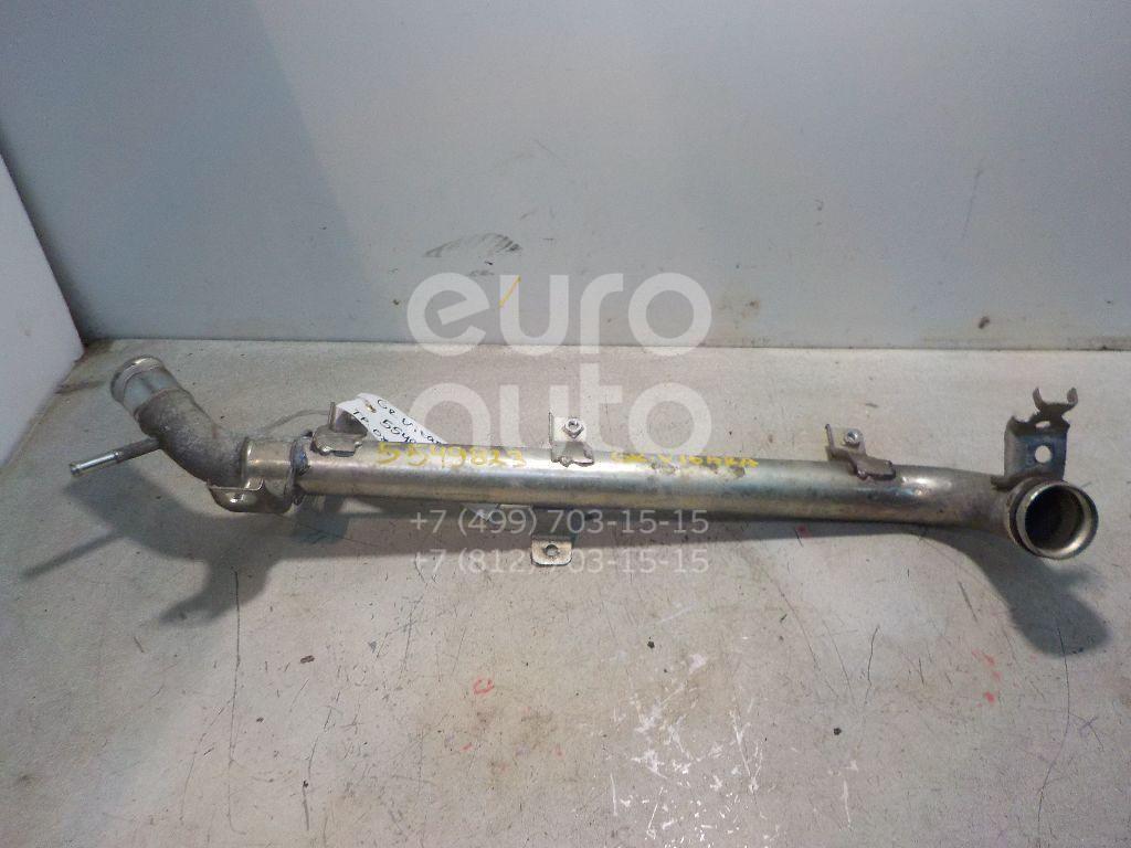 Трубка охлажд. жидкости металлическая для Suzuki Grand Vitara 2006-2015 - Фото №1