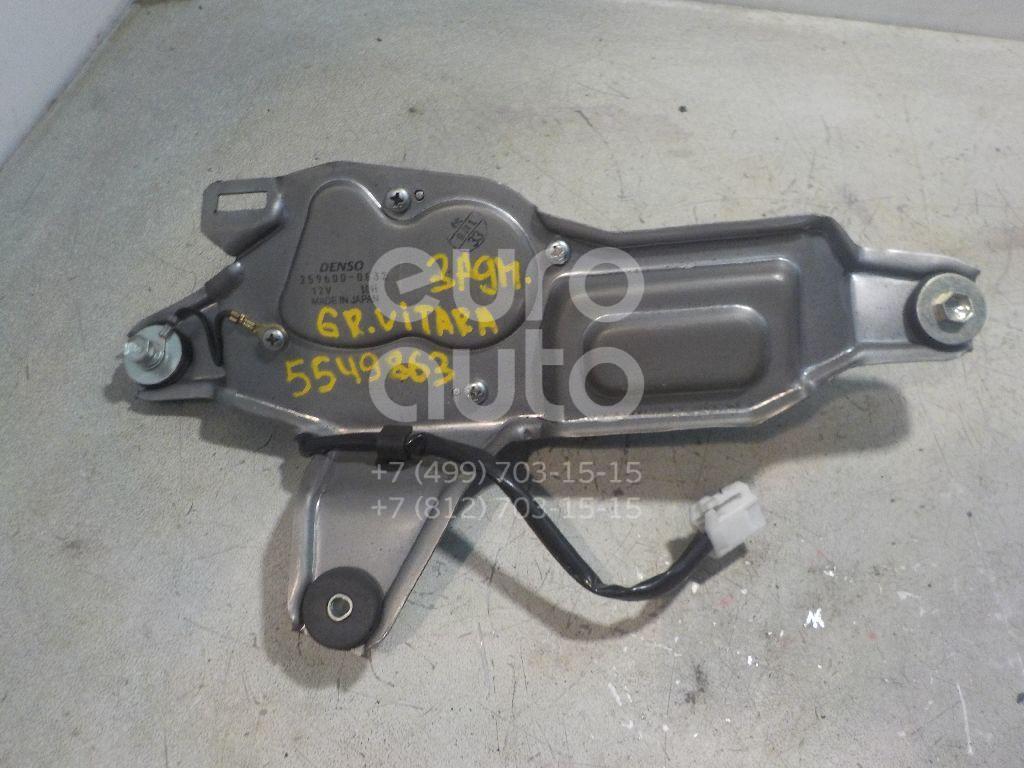 Моторчик стеклоочистителя задний для Suzuki Grand Vitara 2006> - Фото №1