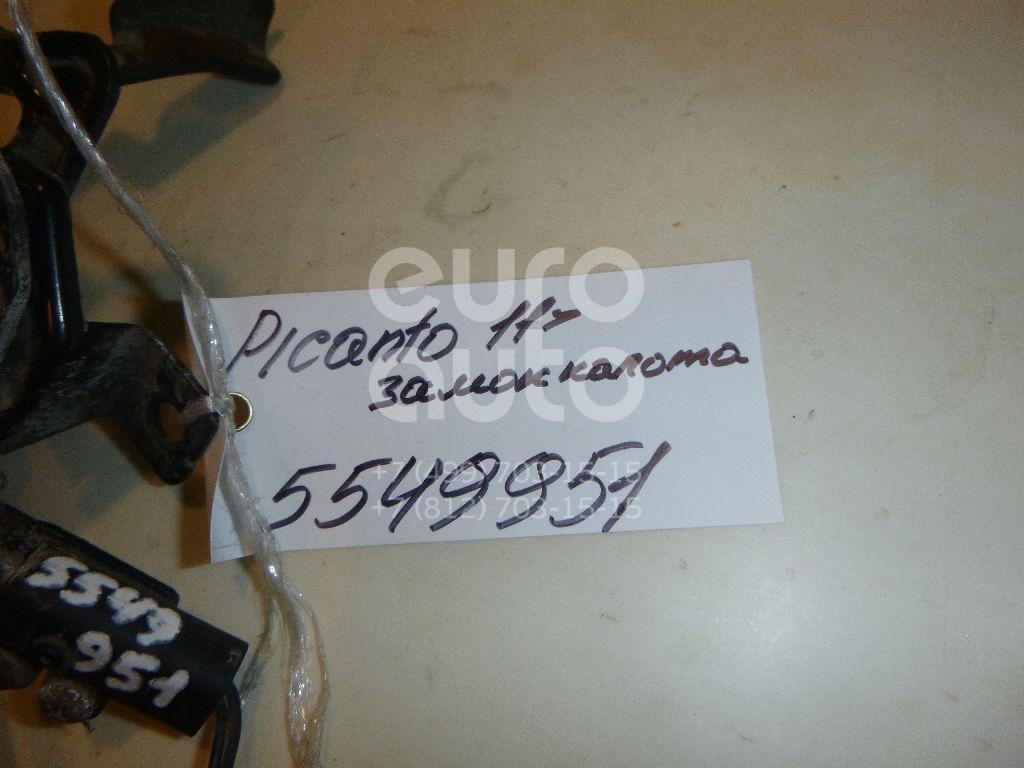 Замок капота для Kia Picanto 2011> - Фото №1