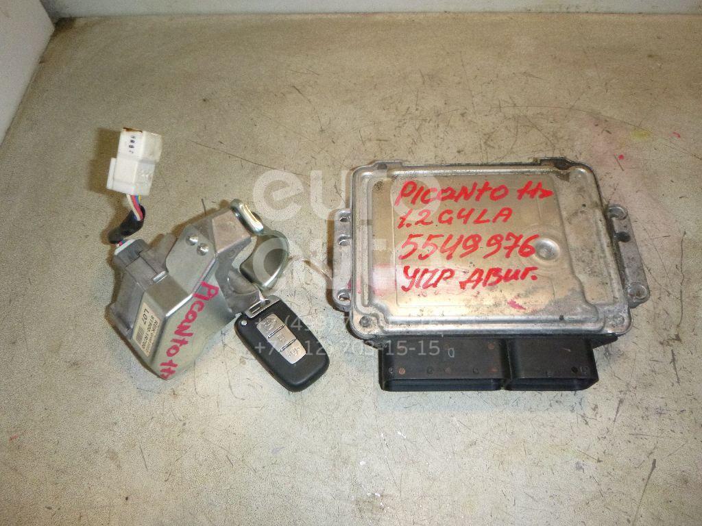 Блок управления двигателем для Kia Picanto 2011> - Фото №1