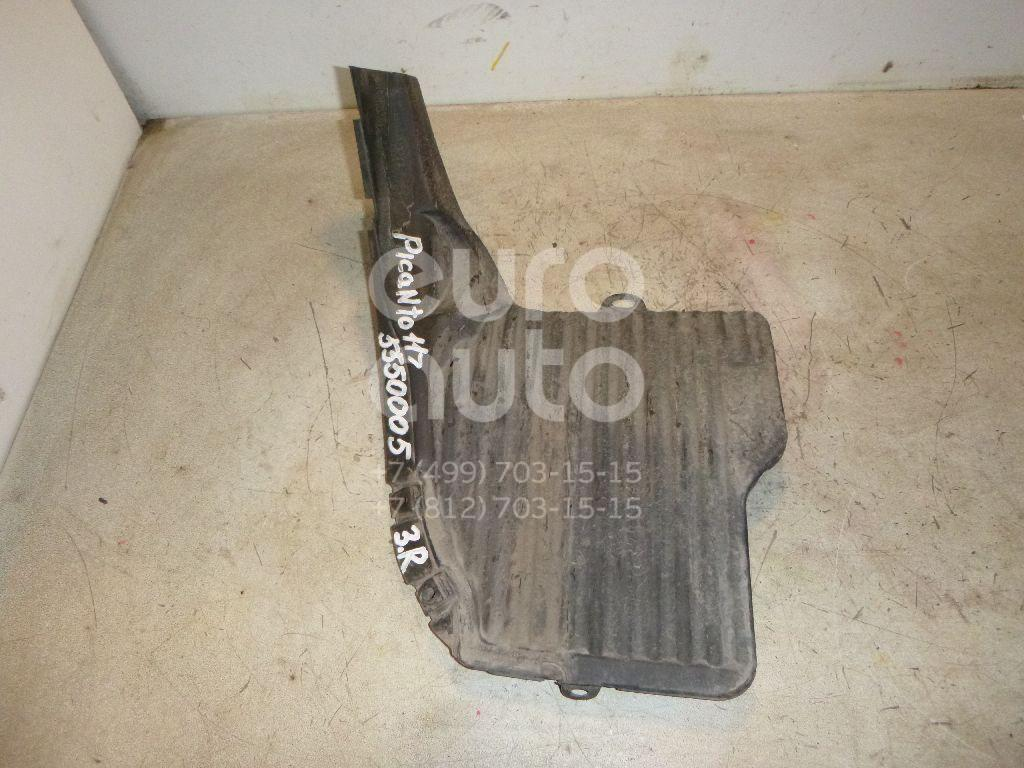 Локер задний правый для Kia Picanto 2011> - Фото №1