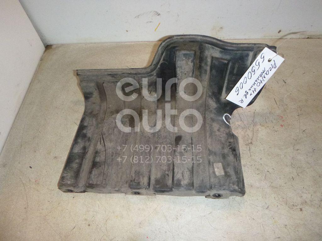 Пыльник двигателя боковой правый для Kia Picanto 2011> - Фото №1