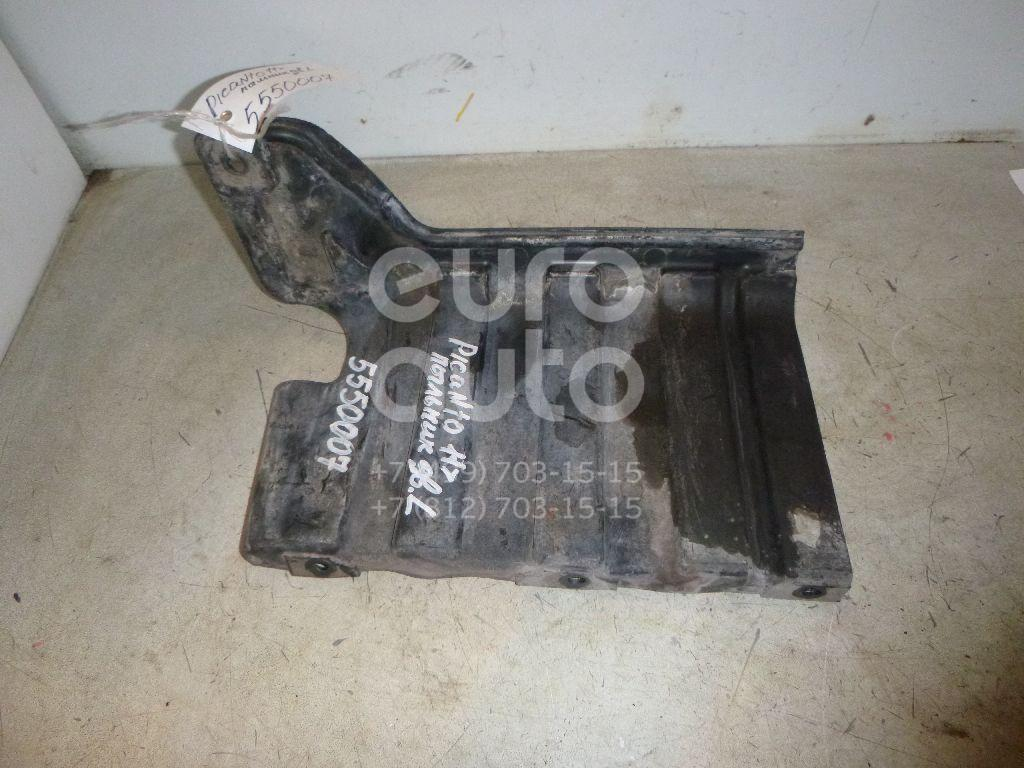 Пыльник двигателя боковой левый для Kia Picanto 2011> - Фото №1