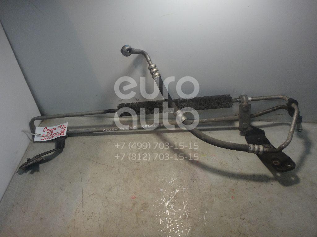 Радиатор гидроусилителя для Chevrolet Cruze 2009> - Фото №1