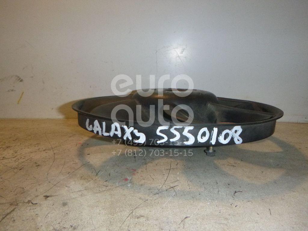 Вентилятор радиатора для Ford,Audi,VW Galaxy 1995-2006;A4 [B5] 1994-2000;Passat [B5] 1996-2000;Sharan 1995-1999;A6 [C5] 1997-2004;A8 1998-2003 - Фото №1