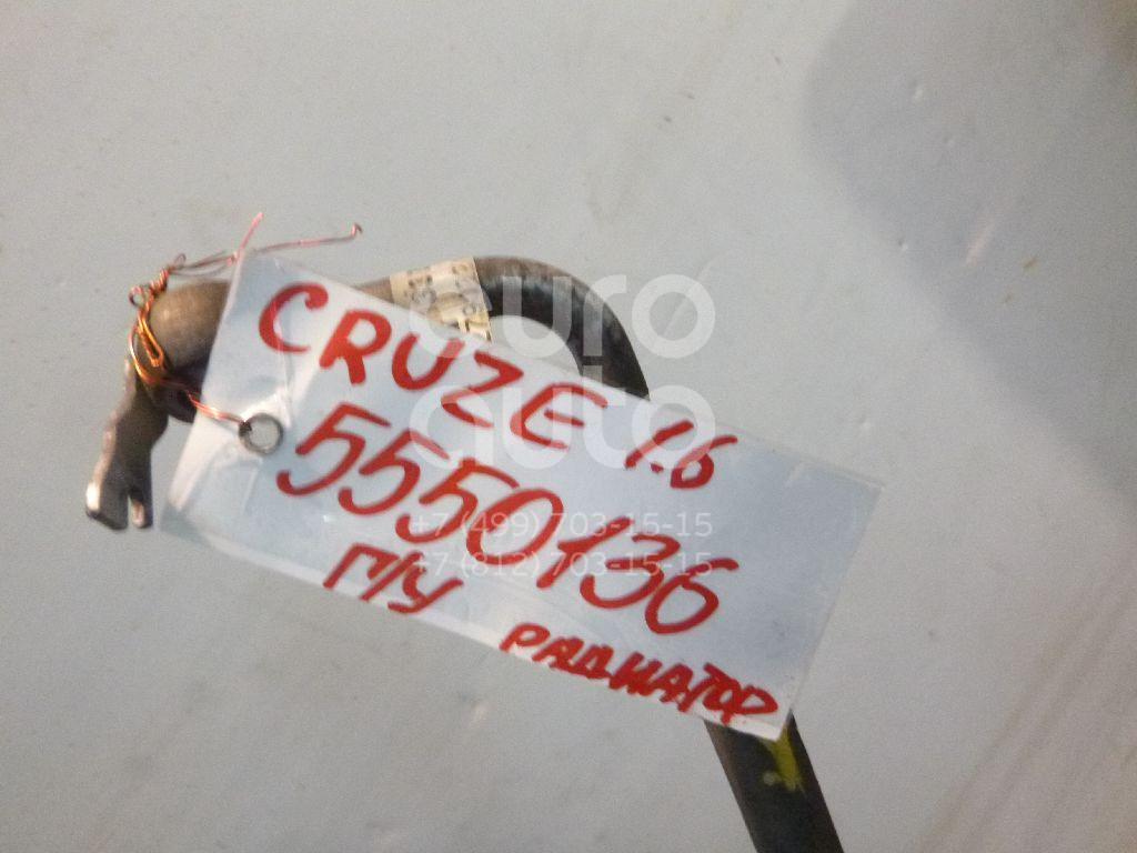 Радиатор гидроусилителя для Chevrolet Cruze 2009-2016 - Фото №1