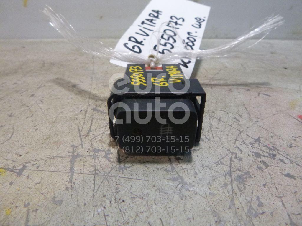 Кнопка обогрева сидений для Suzuki Grand Vitara 2006> - Фото №1