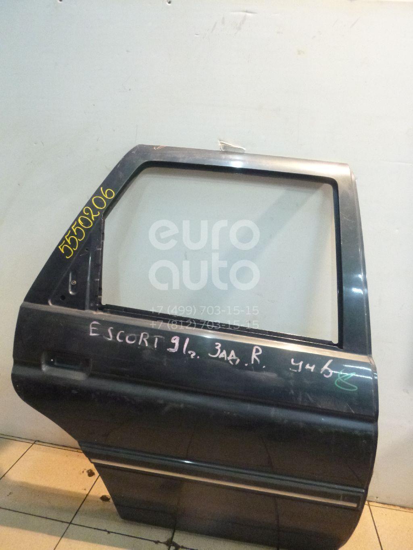 Дверь задняя правая для Ford Escort/Orion 1990-1995 - Фото №1