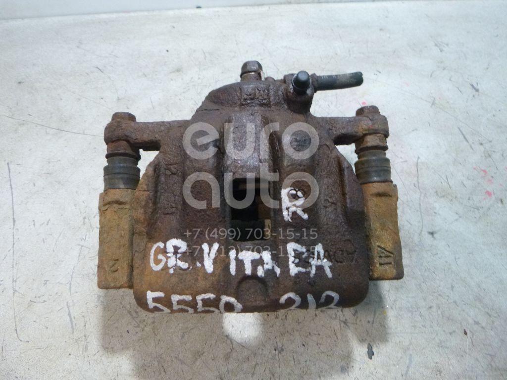Суппорт передний правый для Suzuki Grand Vitara 2006>;Vitara/Sidekick 1989-1999;Grand Vitara 1998-2005 - Фото №1