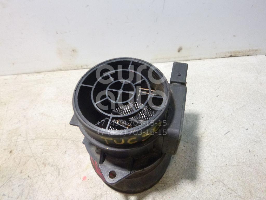 Расходомер воздуха (массметр) для Hyundai,Kia Tucson 2004-2010;Elantra 2000-2005;Coupe (GK) 2002-2009;Sportage 2004-2010;Trajet 2000-2009 - Фото №1