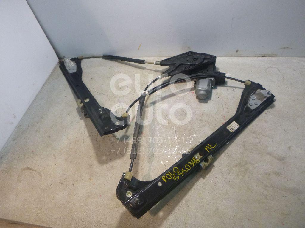 Стеклоподъемник электр. передний левый для Skoda Polo (Sed RUS) 2011>;Rapid 2013> - Фото №1