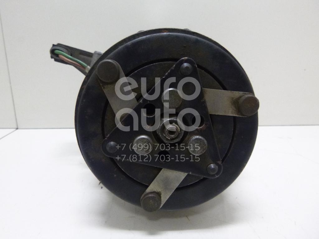 Компрессор системы кондиционирования для VW Polo (Sed RUS) 2011> - Фото №1