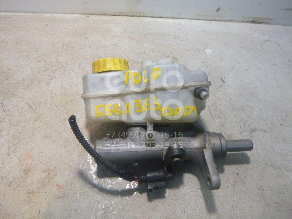 Цилиндр тормозной главный для VW Polo (Sed RUS) 2011>;Ibiza V 2008>;Fabia 2007-2015;Roomster 2006>;Toledo III 2004-2009 - Фото №1