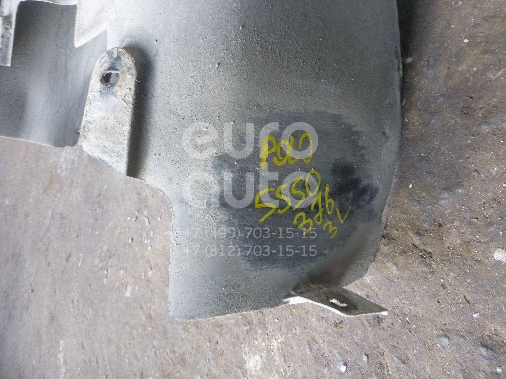 Локер задний левый для VW Polo (Sed RUS) 2011> - Фото №1