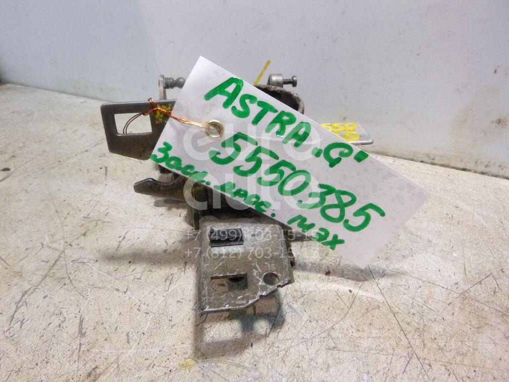 Заслонка дроссельная механическая для Opel Astra G 1998-2005;Astra F 1991-1998;Vectra B 1995-1999;Zafira (F75) 1999-2005;Vectra B 1999-2002 - Фото №1