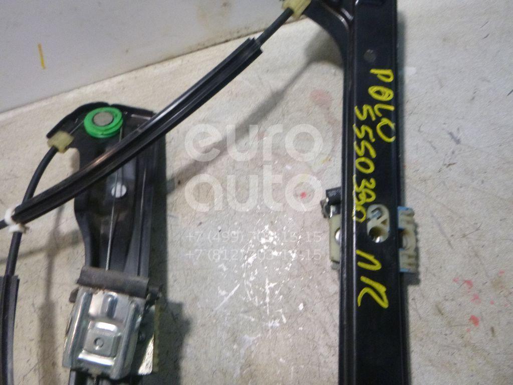 Стеклоподъемник электр. передний правый для VW Polo (Sed RUS) 2011> - Фото №1